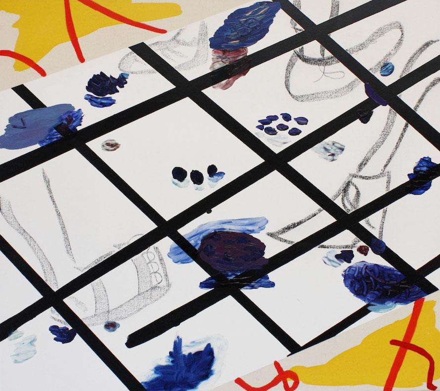 Albert Heijn (Accidental Painting)