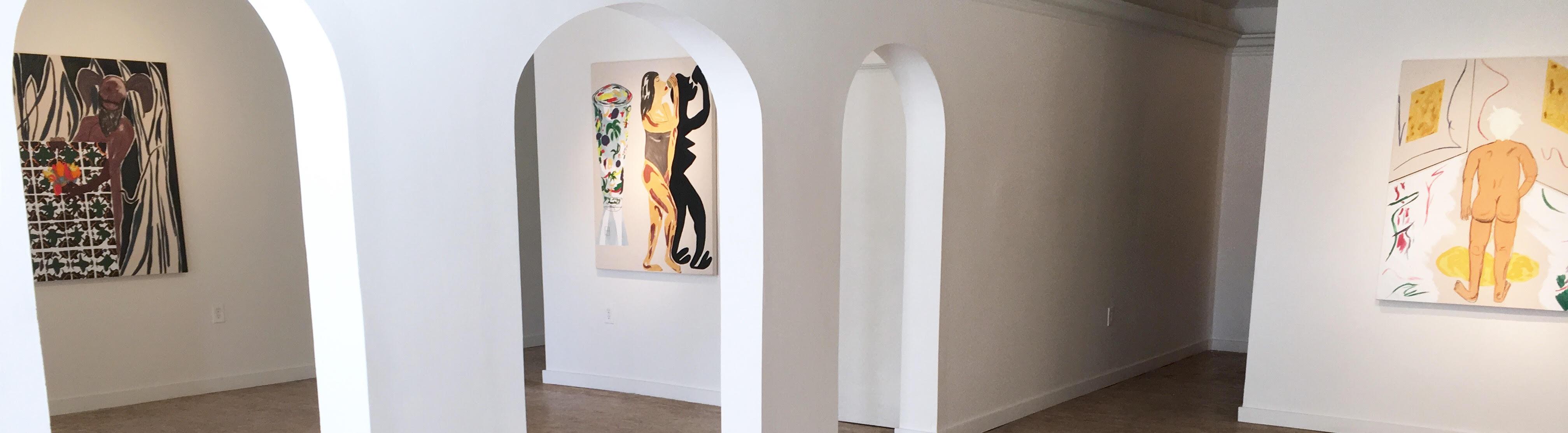 Micah Wood - Installation Shot