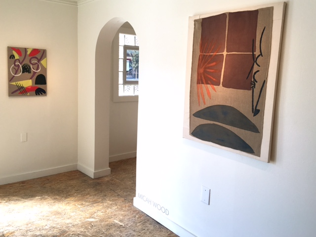 Micah Wood - Installation Shot