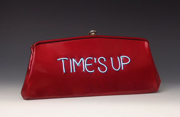 Time's Up (Carried to the Oscars by actress Jodi Long)