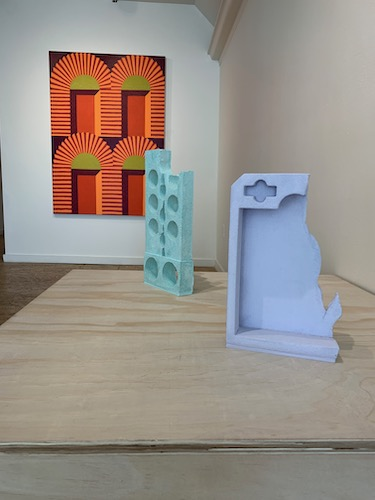 Tell it Slant - southwest installation view