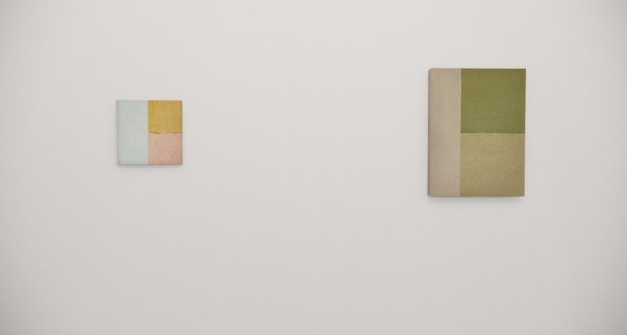 Composite (Into the Sun), Composite (The Quiet Life) - Installation 1
