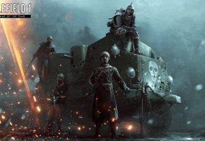 Joque Battlefield 1 comigo no XBOX!!!
