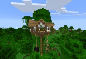 Te ajudo a construir qualquer coisa ou apenas jogar no Minecraft!