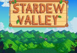 Vou jogar Stardew Valley com você!