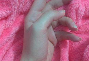 10 fotos das mãos ou dos pés