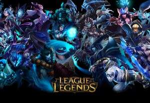 Jogo com você: League of Legends e Heroes of the Storm