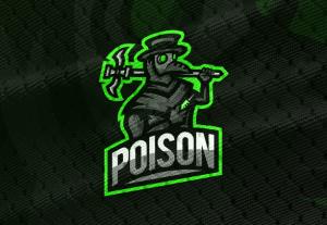 Vou criar um logo para a sua equipe de e-sports