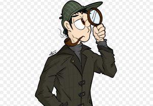 Deduzo como Sherlock Holmes