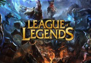 Vou jogar 5 partidas de League of Legends com você.