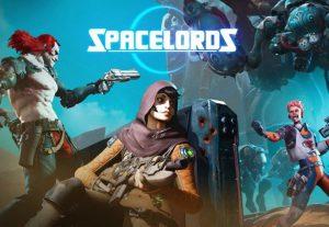 Vou jogar Spacelords com você por uma semana(PC)
