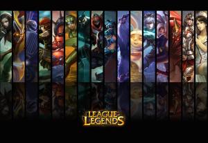 Posso jogar partidas de League of Legends com você! (Leia descrição)
