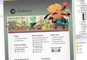 Te ensino a criar joguinhos com Construct 2