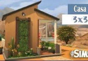 Construo uma casa no the sims 4 para você!