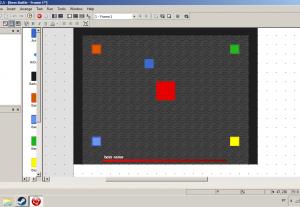 Vou programar um jogo base para você em Fusion 2.5