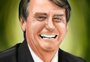 Vou te enviar 3 áudios falando qualquer coisa com a voz do Bolsonaro