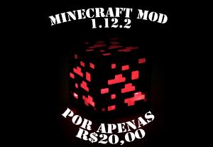 Eu posso criar um mod para você no minecraft 1.12.2