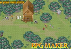 Vou fazer um RPG Maker da sua história!