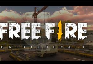 Jogo Free Fire com você!