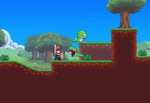 Irei produzir um jogo 2D profissional para você!!