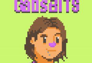 Faço avatar em Pixel Art!