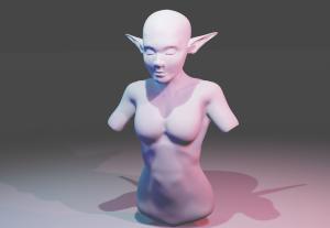 Eu vou criar qualquer personagem 3D para games ou animações