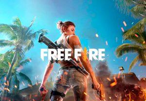 Jogo 2 partidas de Free Fire