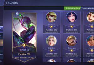 Vou jogar Mobile Legends com você e usar discord 2Partidas