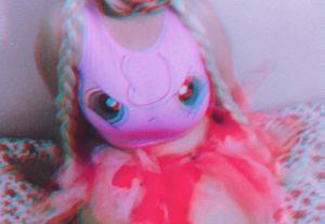 Te mando um pack de fotos com o tema rosa ♡