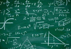 Aula de Matemática e Física