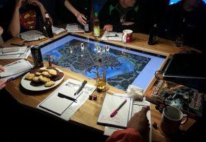 Irei criar uma campanha de RPG de mesa exclusiva para você.