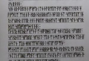 Escrevo ou Transcrevo Runas Vikings ou alfabeto Theban – Qualquer texto