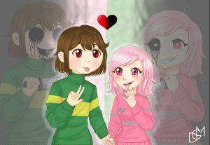 Eu vou desenhar você em anime/mangá!(๑• . •๑)
