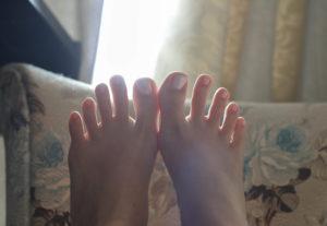 Pack Cute Feet
