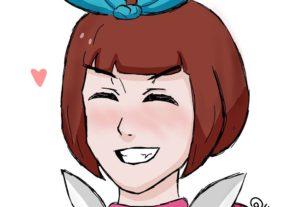 Faço um desenho em estilo anime para você