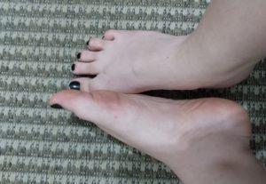 Pack de pés