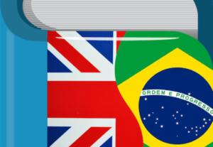 Traduzirei qualquer texto do português para o inglês ou vice-versa