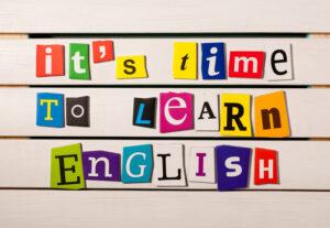 Te ensino a aprender inglês!