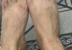 My feet 🦶