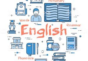 Eu vou fazer suas atividades de inglês!