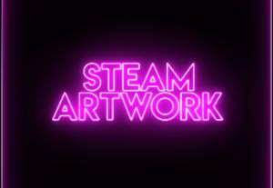 Vou fazer uma arte para seu perfil da Steam!