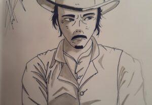 Vou desenhar você em anime