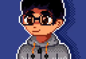 Eu vou fazer uma Pixel Art para você usar de foto de perfil no mesmo dia!