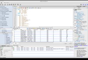Eu vou fazer seu banco de dados simples em MySql