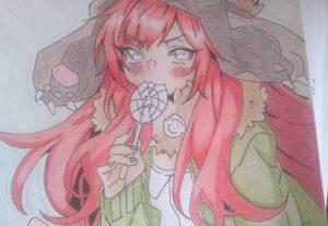 Eu irei fazer qualquer desenho que voce pedir em estilo anime