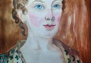 Imperatriz Maria Leopoldina de Áustria – arte clássica