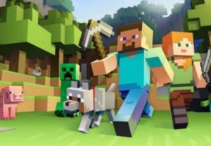 Vou construir uma casa pra você no Minecraft