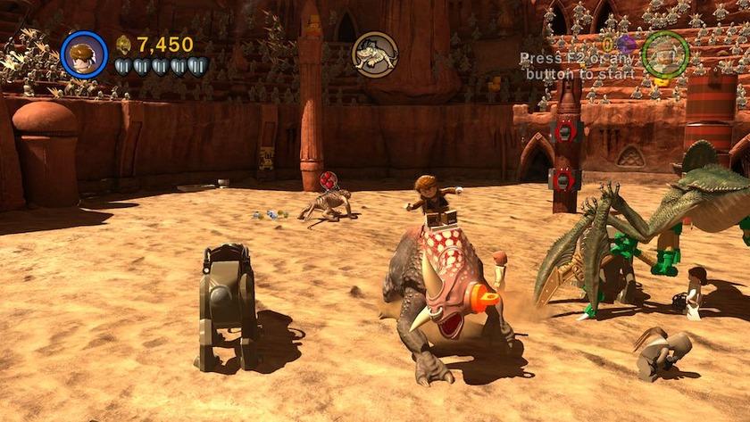games lego star wars iii the clone
