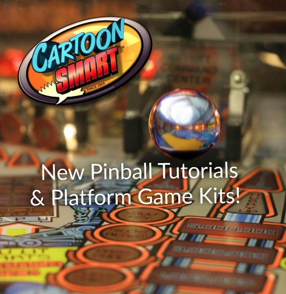 New Pinball Tutorials for iOS and tvOS