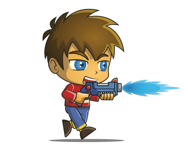 ray-gun-boy-royalty-free-game-art-featured